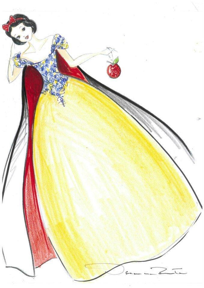 Harrod's prepara la Navidad con una mezcla de lujo: Alta Costura y Disney
