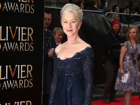 Los Laurence Olivier Awards, o lo que es una alfombra británica glamourosa