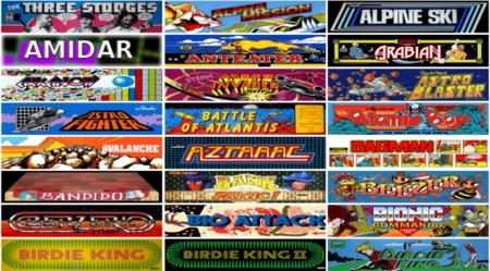 The Internet Arcade: 900 juegos arcade disponibles desde tu navegador