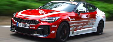 Kia lista para debutar con el EV6 y Stinger GT420 en el exclusivo Goodwood Festival of Speed 2021
