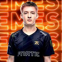 Fnatic ya tiene nuevo mid laner después de las calabazas de Caps, Nemesis vestirá el naranja y negro