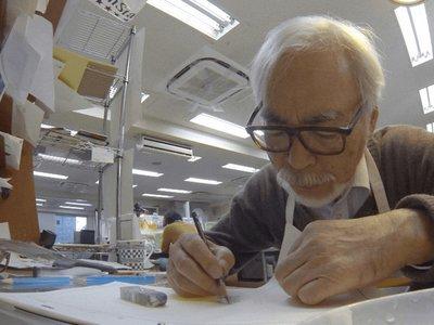 Hayao Miyazaki cree que la animación con inteligencia artificial es un insulto a la vida - la imagen de la semana