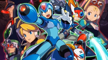 Mega Man X Legacy Collection