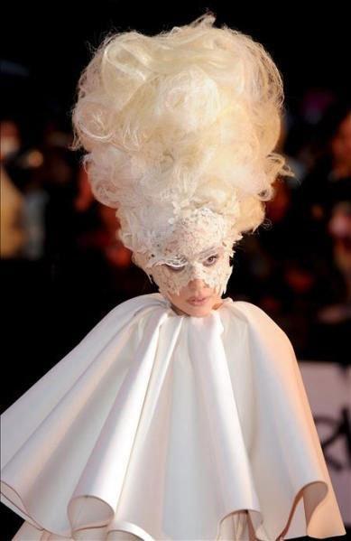 El disfraz de Lady Gaga será el gran triunfador en Halloween 2010