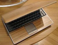 De madera, electrónica, diseño y ecología