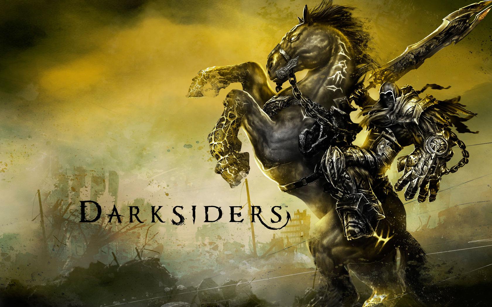 Resultado de imagen para darksiders