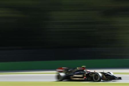 Lotus se hunde en la clasificación de Monza