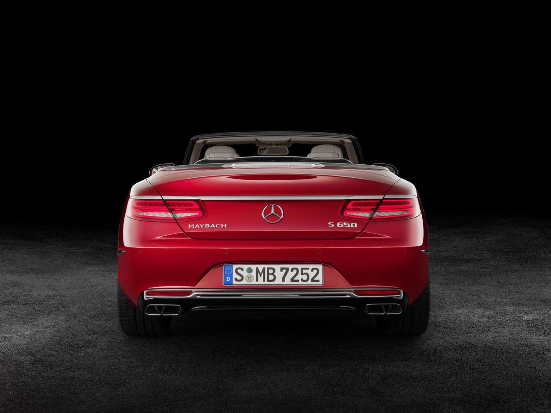 Foto de Mercedes-Maybach S 650 Cabrio (18/37)