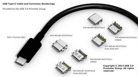 El conector USB Type-C reversible está a un paso de llegar al mercado