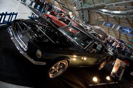 1968 Ford Mustang Fastback GT 390 Bullitt