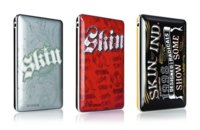 Iomega Skin, diseños en tu disco duro portátil