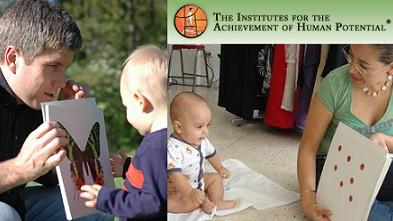 Método Doman para incrementar el potencial de inteligencia de los bebés