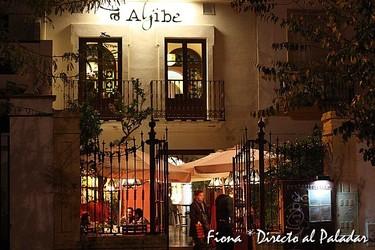 Al Aljibe, tapas de lujo en Sevilla