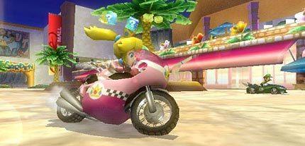 Motos en Mario Kart Wii
