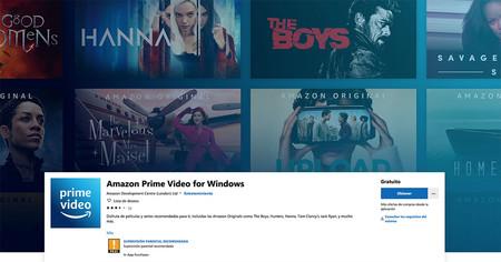 Amazon lanza la aplicación de Prime Video para Windows 10 en la Microsoft Store y comienza a habilitar los perfiles de usuario