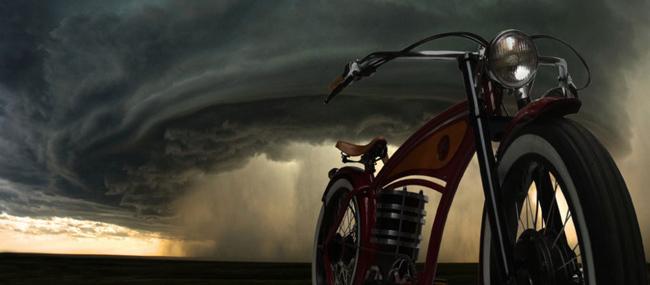 B4 Bikes e-Cruizer