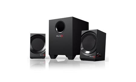 Creative Labs Sound BlasterX Kratos S3, altavoces económicos para jugar, en PcComponentes por 69,95 euros