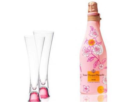 champagne - sanvalentín - botella