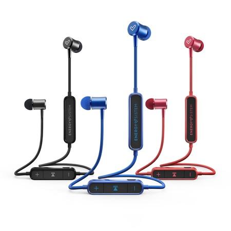 Energy Sistem sigue apostando por los auriculares sin cables y asequibles y ahora anuncia los Earphones BT Urban 2