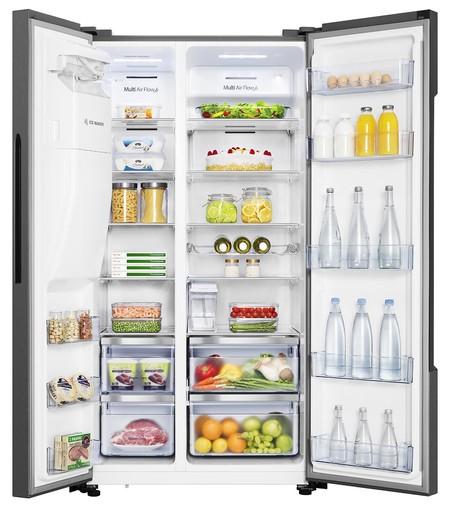 Salimos de compras: te mostramos cinco frigoríficos conectados para integrar la cocina en el hogar inteligente