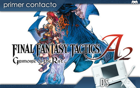 'Final Fantasy Tactics A2: Grimoire of the Rift', primer contacto