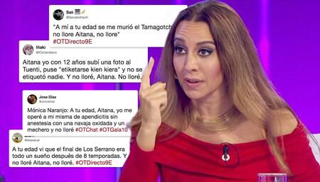 Monica Naranjo Se Convierte En Meme F900c6b1