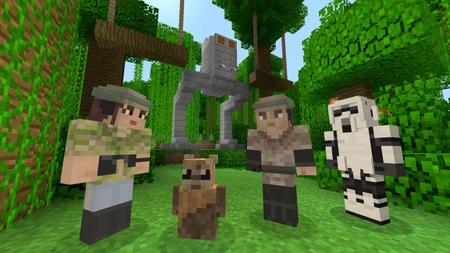 Minecraft Star Wars Pack (7)