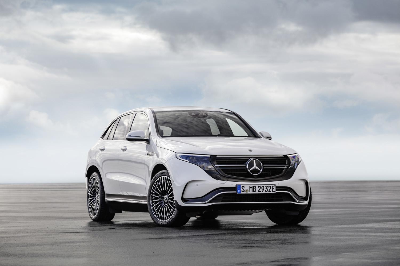 Foto de Mercedes-Benz EQC 2019 (26/74)