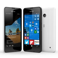 Microsoft Lumia 550, así es la gama baja con Windows 10