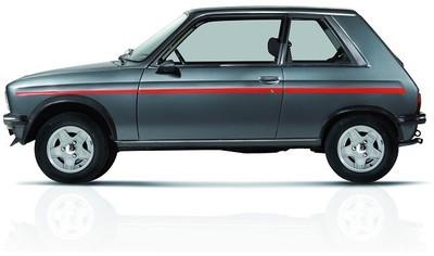 Un repaso a la serie 100 de Peugeot