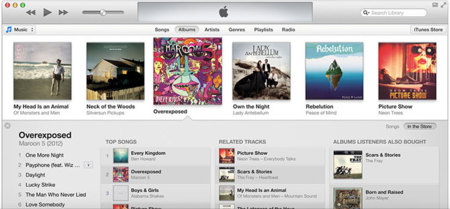 Nuevo iTunes 11