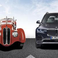La evolución en el diseño de los coches BMW: de 1933 a 2019, a través de la parrilla de riñones