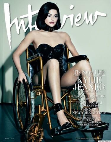 ¿Qué tendrá la familia Kardashian-Jenner que sus portadas siempre son las polémicas y/o famosas?