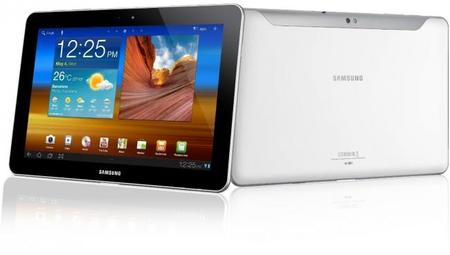 Galaxy Tab 8 9 White