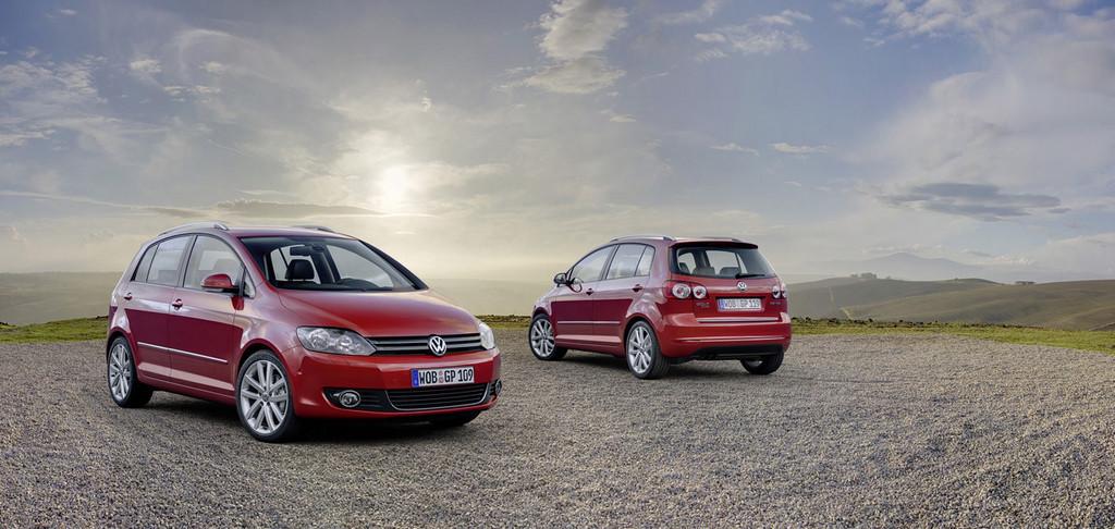 Foto de Volkswagen Golf Plus 2009 (1/11)