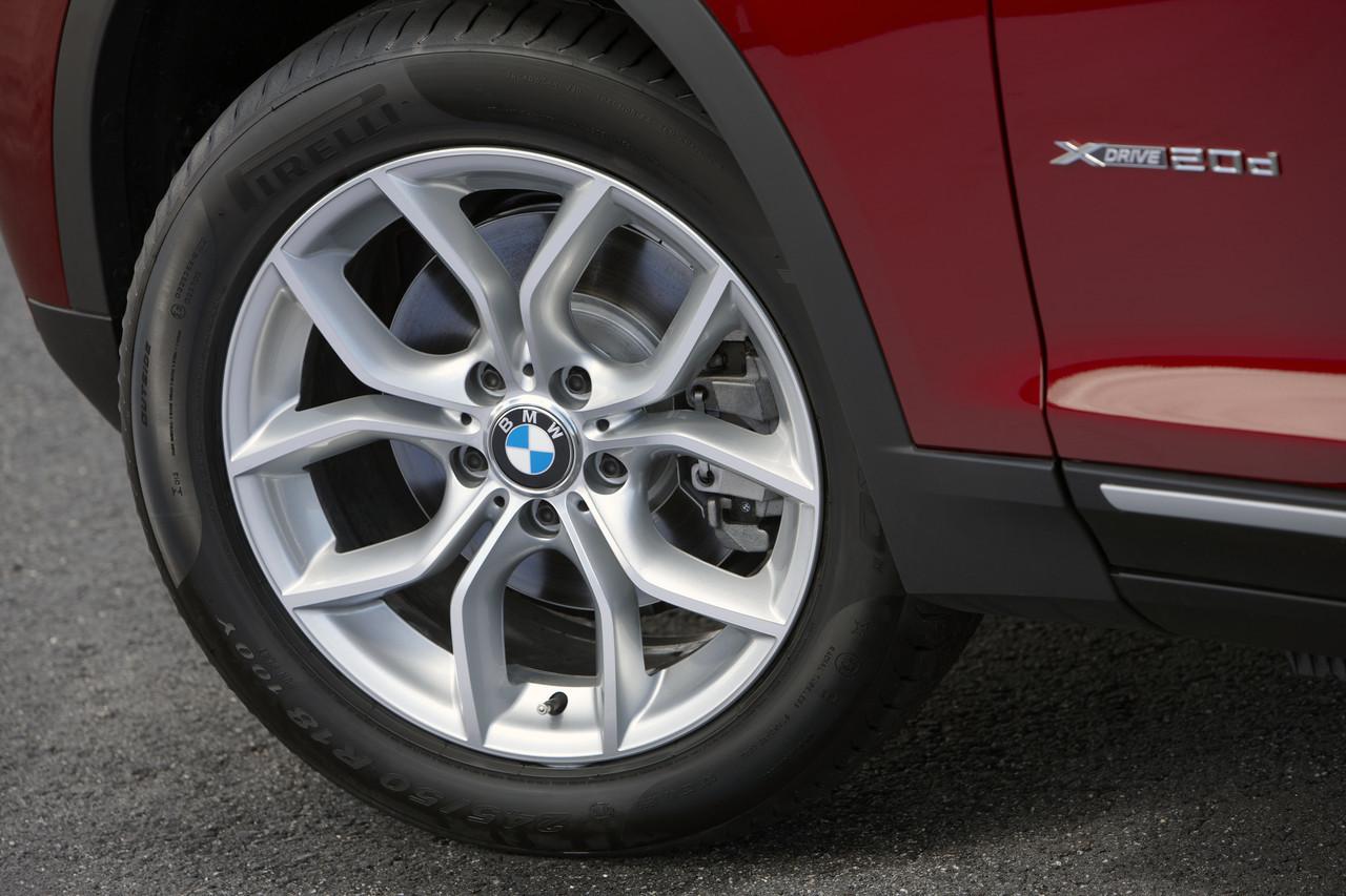 Foto de BMW X3 2011 (36/128)