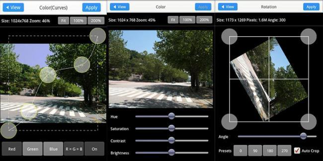 Photo Editor, gran aplicación de retoque para Android