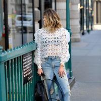 Llega una nueva tendencia en pantalones vaqueros que te dejará descolocada