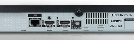 LG Blu-ray UHD