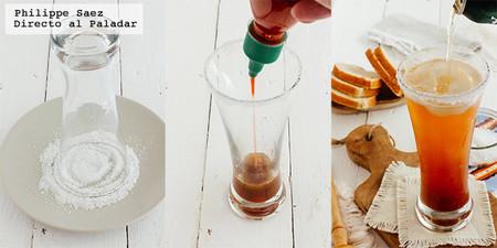 Michelada Sriracha