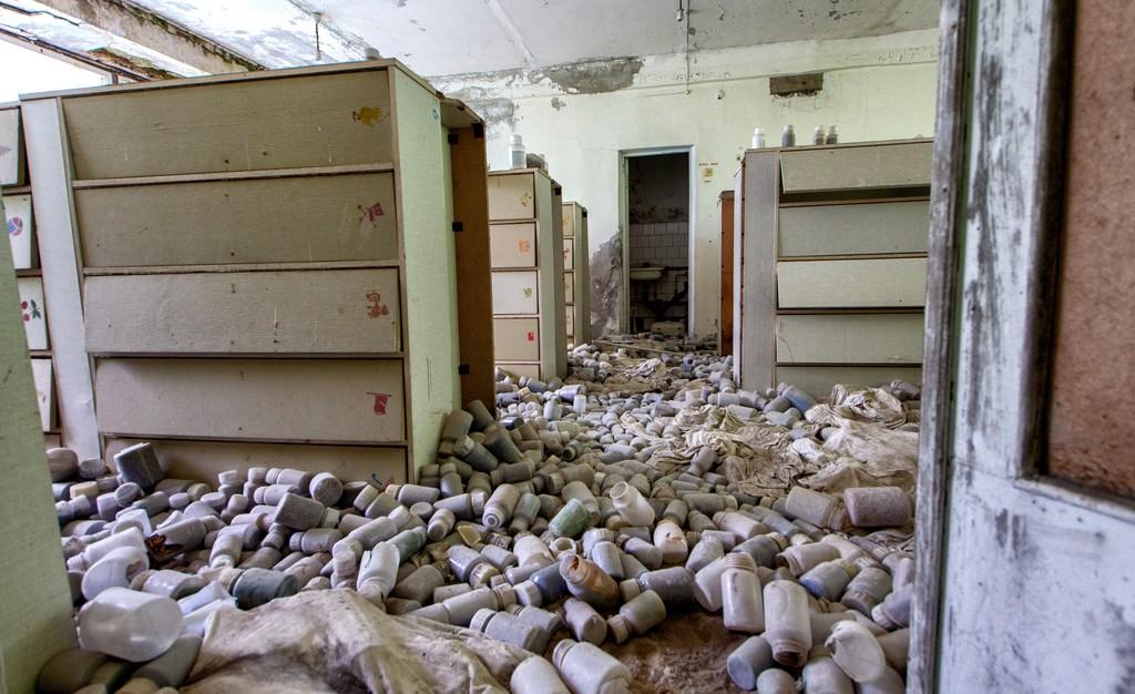 El hongo de Chernóbil que nos descubrió una