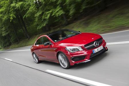 Ya se han vendido 100.000 unidades del Mercedes CLA