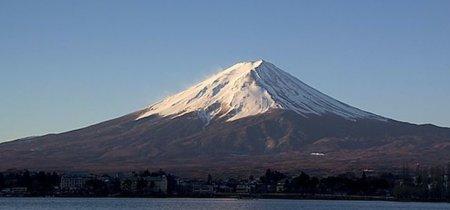 Ya podrás tuitear e instagramear desde la cima del Monte Fuji