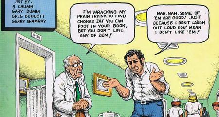 American Splendor comic 1