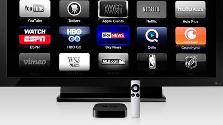 Apple actualiza el Apple TV y añade cinco nuevos canales