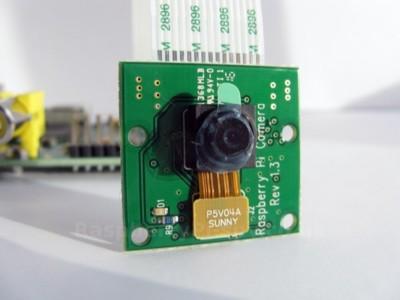 BerryCam, controla la cámara de la Raspberry Pi desde iOS