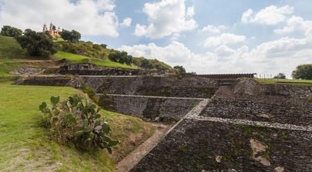 1024px Gran Piramide De Cholula Puebla Mexico 2013 10 12 Dd 12