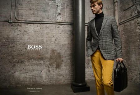 Boss Hugo Boss 2016 Fall Winter Mens Campaign 005