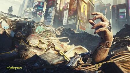 Frente a los bugs y problemas de rendimiento de Cyberpunk 2077 en PS4 y Xbox One, algunos fans responden con memes. Aquí tienes los mejores
