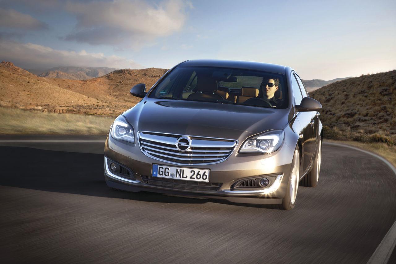 Foto de Opel Insignia 2013 (5/14)